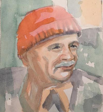 Self-Portrait, 1981